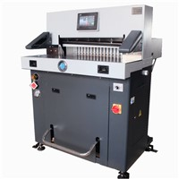 HV-520HT Hydraulic Paper Cutting Machine