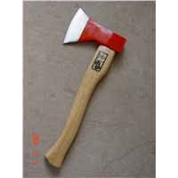 600G Axe with Ash Handle GS Hatchet, Forestry Tools, Tree Felling Axes