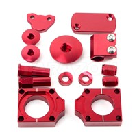 Aluminum Alloy CNC Billet MX Body Bling Kits