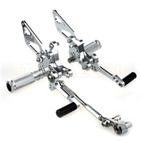 CNC Billet Adjusted Rear Sets Foot Rest for Ducati 748 916 996 998