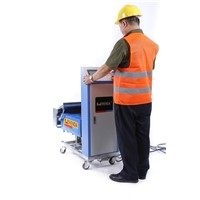 Automatic Rendering Machine with Touch Screen Auto Positioning Sysstem Waterproof