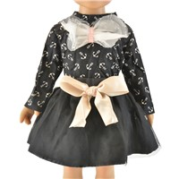 Fashion Doll Clothes; Doll Dress