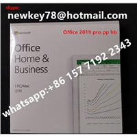 Microsoft Office 2016 HB DVD Retail Box Microsoft Office 2016 Home & Business Coa License 1 Key Fo