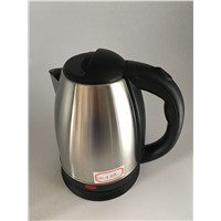 SXH-09 Daily Use Sanded Stainless Steel Electronic Kettle with Good Quality 1.8L