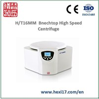 H/T16mm Decktop, High Speed, Lab Centrifuge Machine