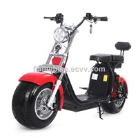 1500W Electric Sport Motorcycle with 60V/20Ah