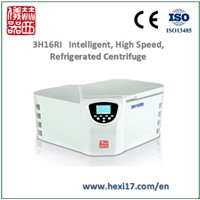 3H16RI Tabletop, Intelligent, High Speed, Refrigerated Lab Centrifuge Machine