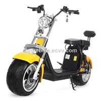 1500W Electric Citycoco Scooter with 18inch Tire