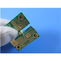 High Frequency PCB on 30 Mil RO4350B with Double Layers
