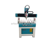 China Portable Mini Woodworking Machine 6090 CNC Router Price