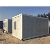 Detachable 20ft Luxury Underground Container House Prefab Houses