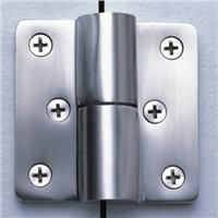 Bathroom Toilet Cubicle Hardware, Self Closing Toilet Partition Door Hinges