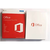 Microsoft Office 2019 HB DVD Retail Box Microsoft Office 2016 Home & Business Coa License 1 Key