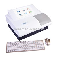 ELISA Microplate Reader with Build-in Computer BER103
