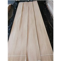 Red Oak Veneer Include Mountain Grain with Good Quality & Reasonable