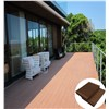 Antislip Anticrack Water Resistant Outdoor WPC Veranda Decking Floor