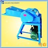 Custom-Made China Electric Engine Forage Processing Machine/Chaff Fodder Silage Grinder