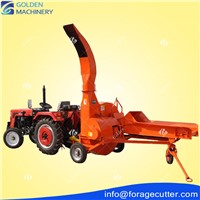 Agricultural Tractor PTO Shaft Corn Cotton Stalk Cutter