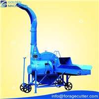 Professional Grass Cutting Equipment for Animals Ration Making