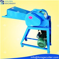 Customers Favorite Top Level Forage Crusher Chaff Cutter For Livestock with CE