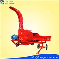 Customers Favorite Hay Mini Stalk Cutter Forage Crusher For Animals Feed Chopping