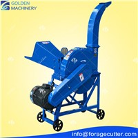 Small Model Chaff Cutter for Cow Feed Grass Cutter Machine