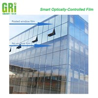 Comfortable Top Quality 99%UV Resistant Window Film with PET Material