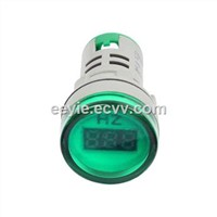LED Indicator Light Power Frequency Meter