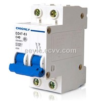 Mini Circuit Breaker MCB (DZ47-63)