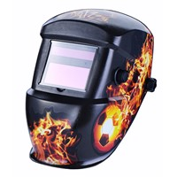 Solar Power Auto Darkening Welding Helmet with Shade 5-9 with Grind