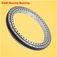 Crossover Rolling Type Slewing Bearing(HJ Series)