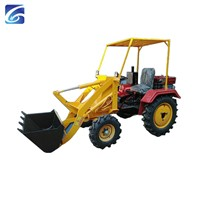 Agricultural Small Wheel Grasping Machine Used As Load Machine