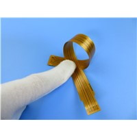 Double Sided Flexible Circuit Board FPC with Immersion Gold