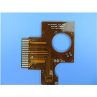 Rigid-Flex PCBs Built on FR-4 & Polyimide