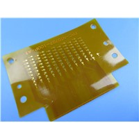 Double Sided Flexible PCBs for WiFi Antenna