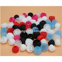 Durable Food Grade Silicone Industrial Parts Accessories Silicone Earplug