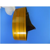 Flexible PCBs Single-Sided Layer with Immersion Gold