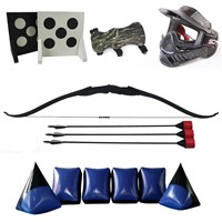 Wholesale Safe EVA Foam Combat Archery Attack Arrow & Bow Tag Shooting Set Games Equipment