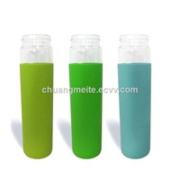 Eco-Friendly Heat-Resistant Durable Use Silicone Bottle Cover Cup Covers
