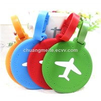 Fashion Eco-Friendly Luggage Silicone Tag Bag Parts Accessories