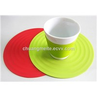 Fashion New Style Customized Eco-Friendly Home Table Accessories Silicone Mats
