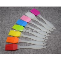 Eco-Friendly New Style Thickened Handle Silicone Hair Brush Cake Baking Brushes