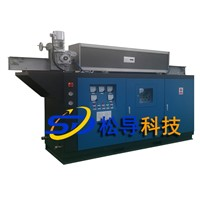 Bar (Round Steel) Forging Medium Frequency Induction Heating Furnace