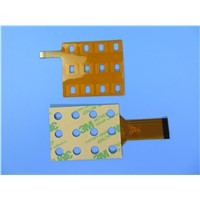Flexible PCB Strip Polyimide Material Immersion Gold with Quality Assurance