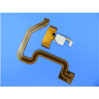 Impedance Flexible Printed Circuit FPC 90 OHM for Mini USB Application