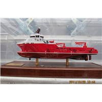 AHT Anchor Handling Tug Model, Ship Model, Made by Focod Model