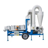 Hot Sale Buckwheat /Beans/ Grass Seed/Cassia Seed Cleaner Equipment(5XZC-5DH)