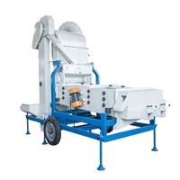 Bean Pulse Cleaning Machine (5XZC-5DH)