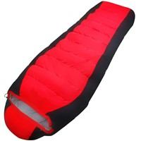 Outdoor Travel Hiking Foldable Camping Down Sleeping Bag