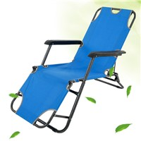 Folding Lounge Beach Camping Reclining Chair